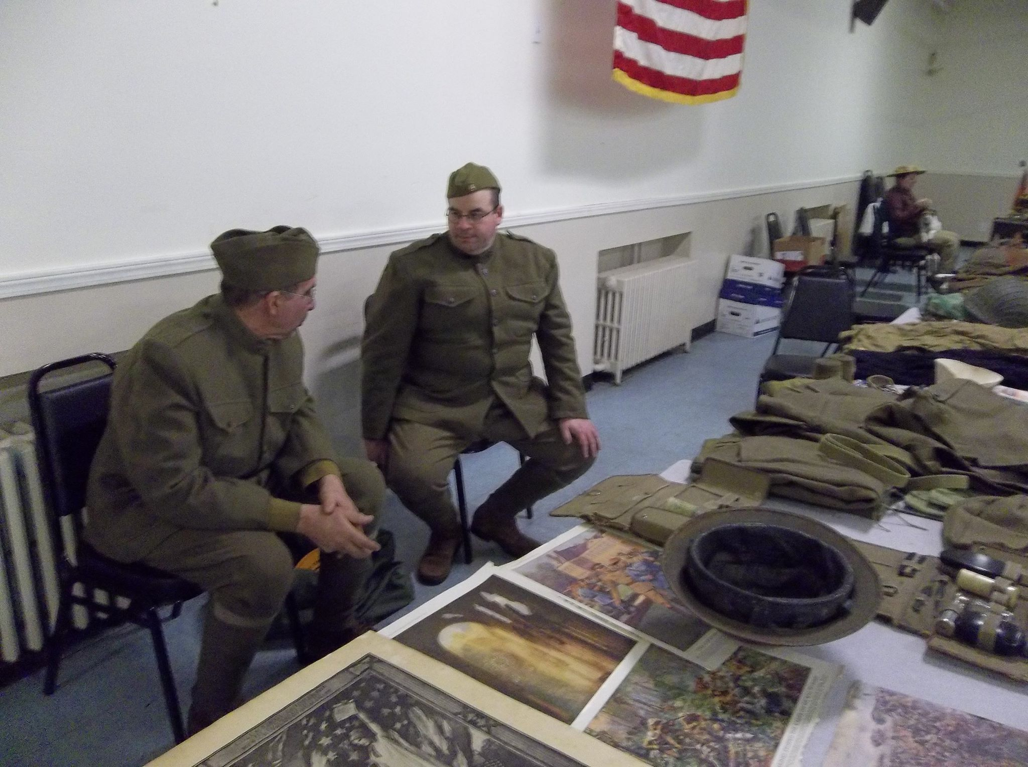 3rd Annual WWI Flea Market