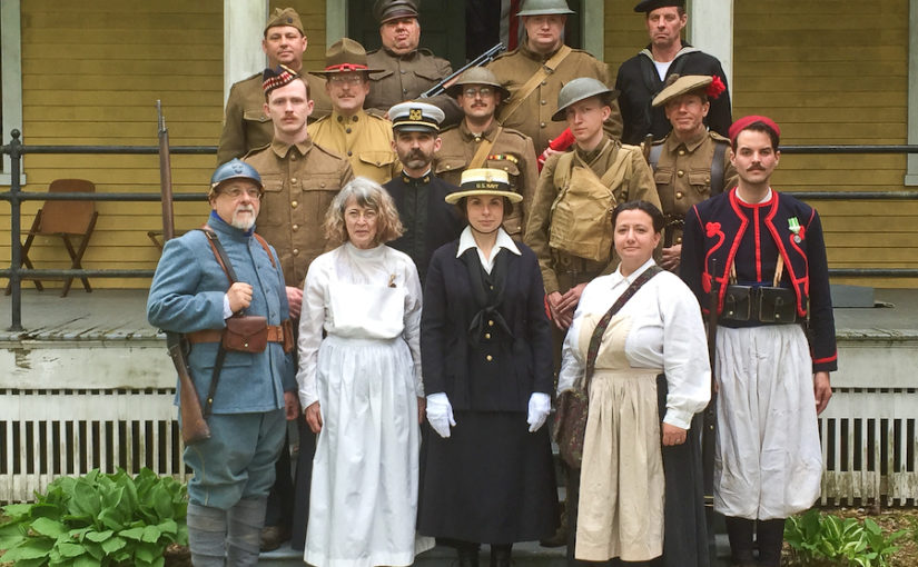 Great War Day at Fort Mott