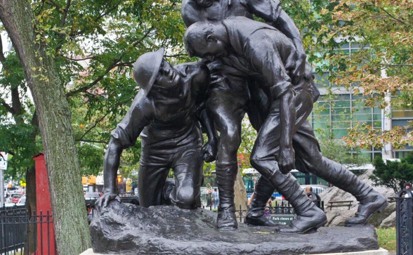 Upper Manhattan Memorial Rededication Nov. 7
