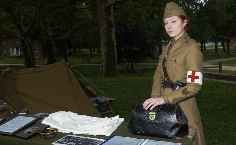 Profile Shines Light on Women in Reenacting