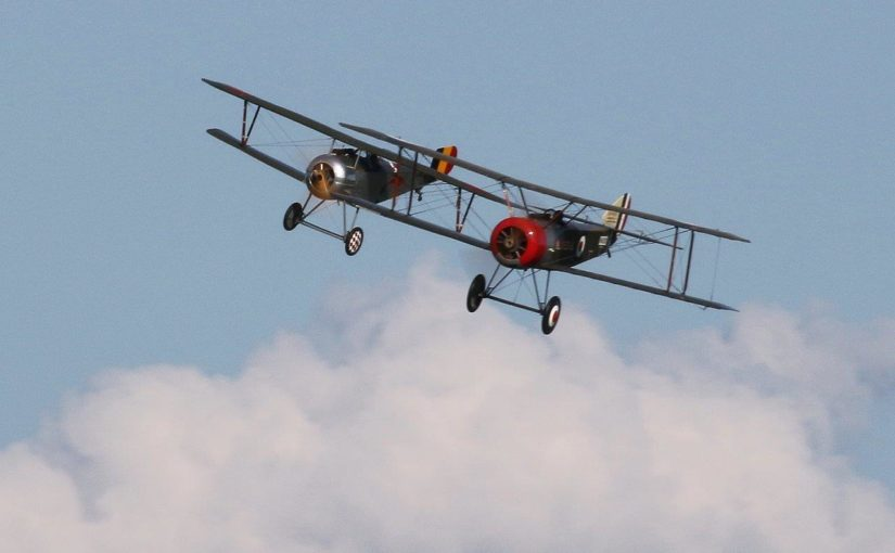 WWI Aviation Weekend at Golden Age Air Museum, July 11-12