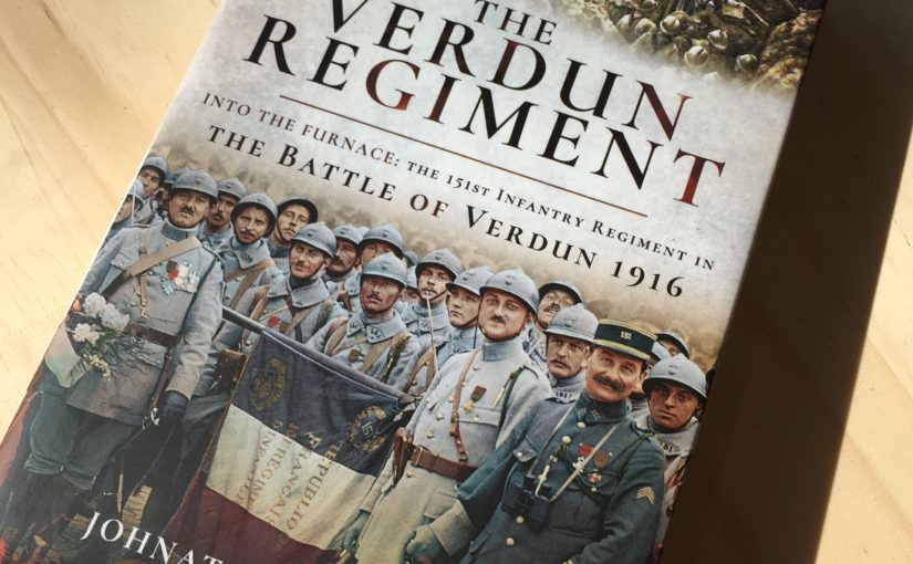 Author Night May 21: Johnathan Bracken, The Verdun Regiment